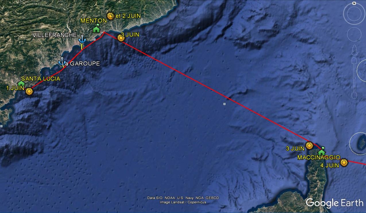 Corse sardaigne nord 1 lucia maccinaggio