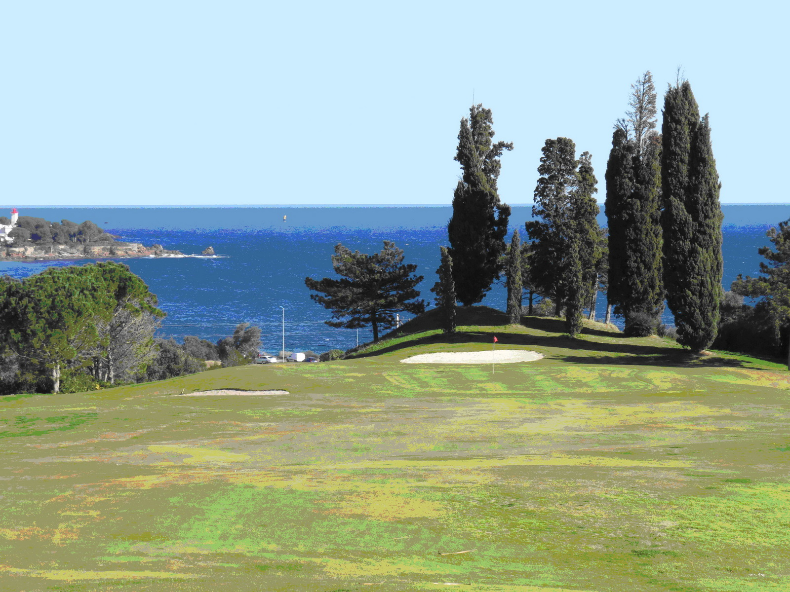 Golf agay vue resize