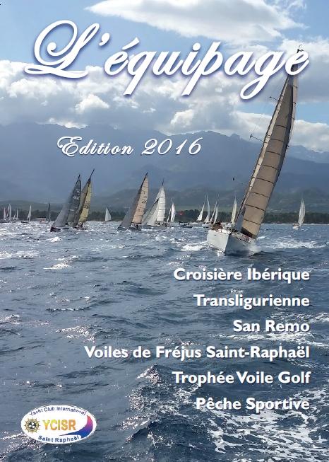 Page de couverture 2016