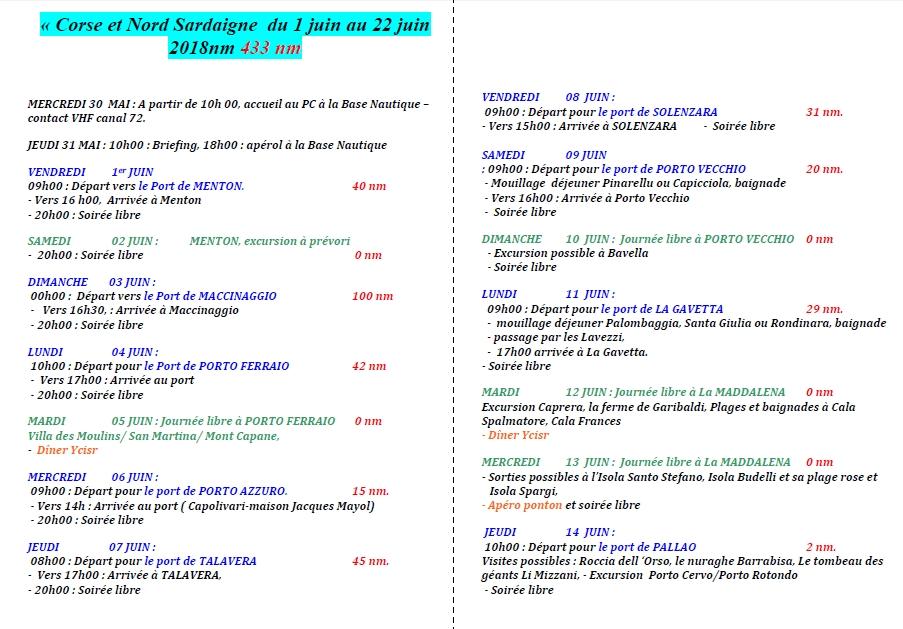Programme sardenaise 1 2
